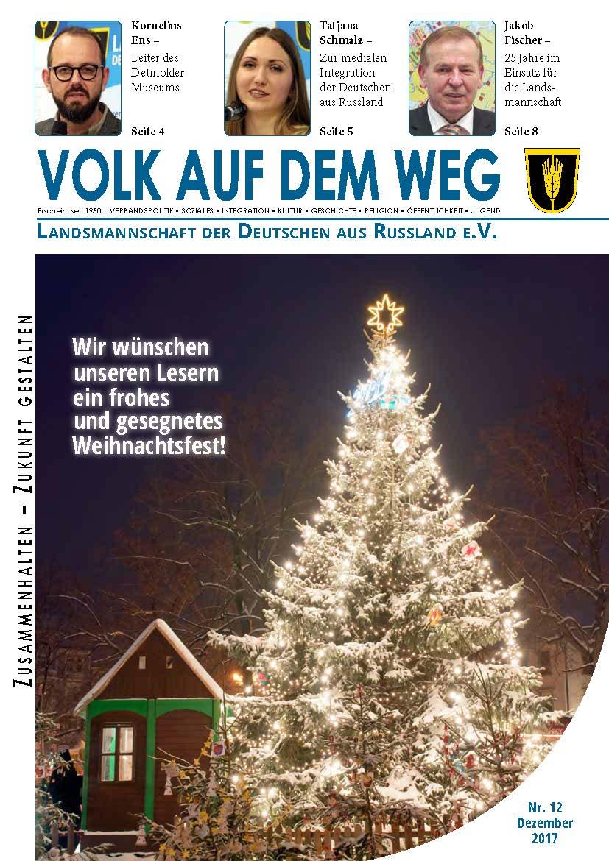 12 2017 Titel VadW